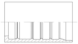 SHELL-FERRULE-HOSE-SAE-100-4SH-FITTING-INTERLOCK